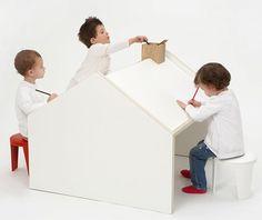Deskhouse Play Table