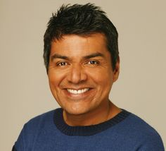GEORGE LOPEZ is a comedian, actor, TV host. Who's proud of being an American and Mexican descent and isn't afraid to say it.