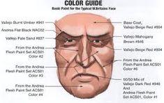 Resultado de imagen para vallejo painting guide
