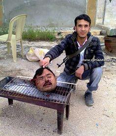 Kuru Disease Devoloping In Syria Due To Cannibalism