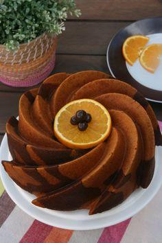 Xocolat and co: Bundt de chocolate y naranja... y vacaciones blogu...