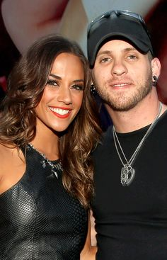 Jana Kramer and Brantley Gilbert. SOOOO in love with these two people!