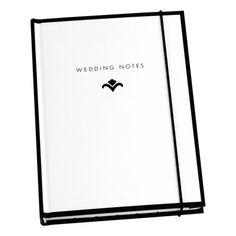 Wedding Notes: Klassisk $29.95