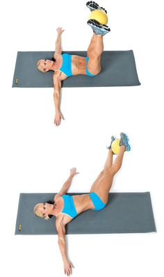 Bringing her A(b) Game Develop a strong core with four-time figure Olympia champ Nicole Wilkins' abdominal workout.