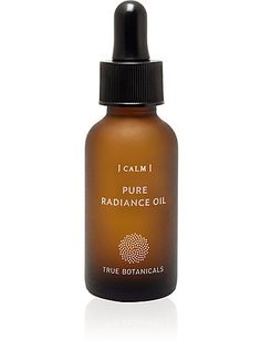 We Adore: The Pure Radiance Oil- CALM from True Botanicals at Barneys New York
