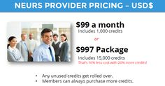 WHO CAN BE A PROVIDER ON NEURS? Just about any person or company that caters services or opportunities to Aspiring Entrepreneurs can be a PROVIDER on our platform: #Franchisors #Recruiters for Direct Selling Organizations #Business Coaches #CPAs #Lawyers #Web Designers #Marketing Consultants - And countless others…  There are millions of potential providers that are currently struggling to find clients and quality #prospects