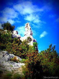En el parque natural de Izki - Alava -