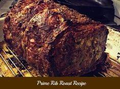 Recipe: Perfect Prime Rib Roast - Coupon Connections Perfect Prime Rib Roast – How to Cook the Best Prime Rib Roast Easy Prime Rib Roast Recipe, Best Prime Rib Recipe, Standing Rib Roast Recipe Grill, Prime Rib Recipe Medium Well, Rotisserie Prime Rib Recipe, Prime Rib Oven Roast, Slow Roasted Prime Rib, Rib Recipes, Roast Recipes