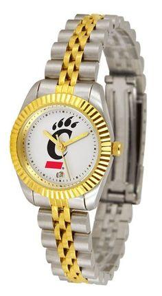 NCAA Cincinnati Bearcats Ladies' Executive Watch