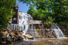 Here's The Ultimate Mississippi Waterfall Weekend Itinerary