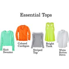 These are the top 30 pieces that I believe every woman should own in order to build a nice basis for your wardrobe! With these pieces, it's very easy to mix and match, while adding your own style with color and accessories. Many of these pieces are wearable for every season with a few minor …