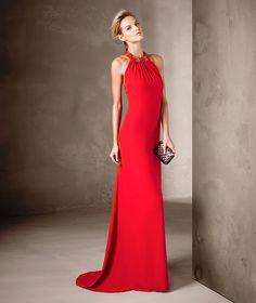 CLARIBEL - Vestido de fiesta Pronovias