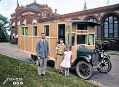 27 photos colorisées des automobiles américaines des années 19101920  2Tout2Rien