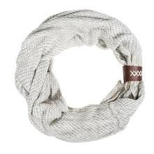 Off White Sarah Knit Cowl Scarf R599-CO-CMF5223-WHITE