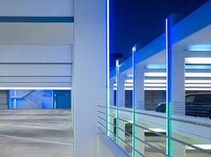 Car Park One at Chesapeake @ Oklahoma City, United States by Elliott + Associates Architects
