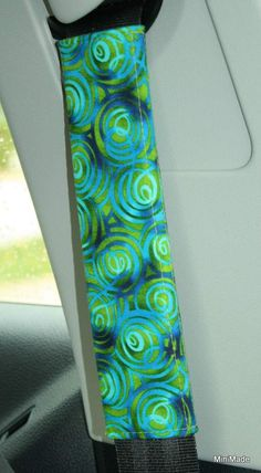 Seat Belt Cover.... so comfy in summer!
