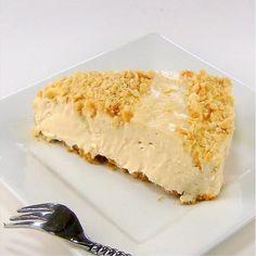 One Perfect Bite: Peanutty Ice-Box Cake