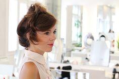 Pettinature capelli lunghi - Goran Viler e Irene Colzi - Trieste #hair #spa @Irene Colzi