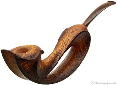 Tell me this isn't a masterpiece.  Maigurs Knets Sandblasted Aussie Kangaroo Pipes at Smoking Pipes .com