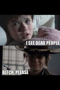 Don't mess with Carl