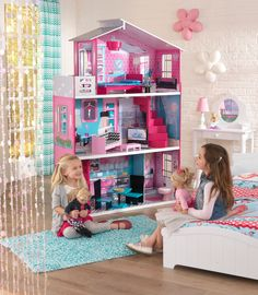 17 best kidkraft dollhouses images baby doll house wooden