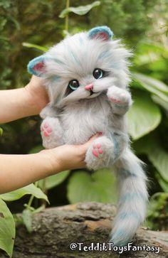Cute Fantasy Creatures, Cute Creatures, Beautiful Creatures, Animals Beautiful, Baby Dragon Tattoos, Kitten Toys, Baby Fairy, Cute Animal Drawings, Cute Baby Animals