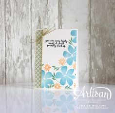 Stampin' Up! Blooms and Wishes