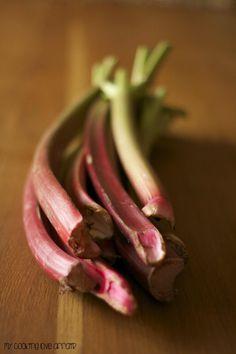 Rhabarber-Vanille-Sirup Foodies, Vanilla, Syrup, Cooking, Recipies