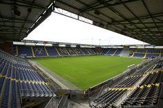 Rat Verlegh stadium NAC Breda Soccer Stadium, Football Stadiums, Football Soccer, Soccer Kits, Football Match, European Football, Rat, Hs Sports, Football Kits