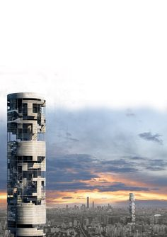 Image 13 of 13 from gallery of International Mock Firms Skyscraper Competition Proposal / ANDO | Andalucía Office. Courtesy of ANDO | Andalucía Office