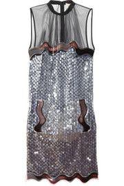 Christopher KaneAlexa sequined tulle dress