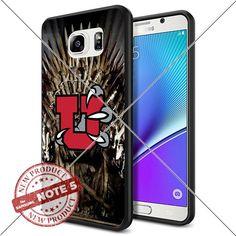 NEW Utah Utes Logo NCAA #1655 Samsung Note 5 Black Case Smartphone Case Cover Collector TPU Rubber original by ILHAN [Game of Thrones] ILHAN http://www.amazon.com/dp/B0188GQVZK/ref=cm_sw_r_pi_dp_oHCvwb0NA03VP