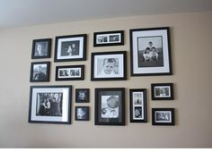 Pictures and frames for walls