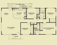 HPM Waiolu Packaged Home Floorplan   Happy Home House Plans ...