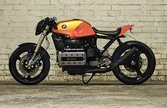 '84 BMW K100RS – Paul Hutchison