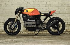 '84 BMW K100RS – Paul Hutchison