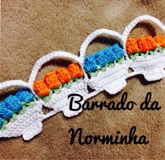 OFICINA DO BARRADO: Croche - Cestinhas de Tulipas Barradas...