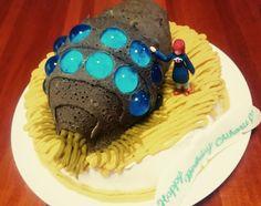 母の誕生日に「ナウシカ」王蟲の手作りケーキ やりすぎ感満載の出来栄えに注目が集まる