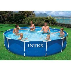 Costco swimming pool Intex Rectangular Swimming Pool,18