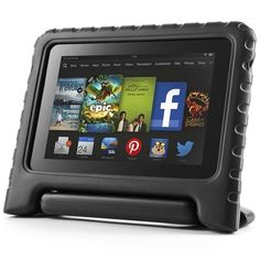 ShockProof EVA Case for Amazon Kindle Fire HD 7 2013