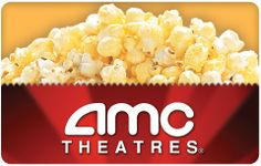 Gift Card Mall (up to 1% cash back) - AMC Theatres - $15 - $100