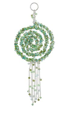 Hi Sue!  Thanks for following me! I'm following you back!  Saw this Sun catcher?  I would like this as a Necklace!!!