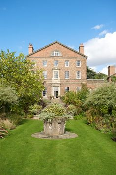 Sutton Park, York, Yorkshire - Built in the 18th century by Philip Harland. It is now the family home of Sir Reginald & Lady Sheffield. When the Sheffields bought the house in 1963 they moved much of their collection from Normanby Park in Lincolnshire. Large parts of this collection were originally from Buckingham House, the family's London home built by John Sheffield, 1st Duke of Buckingham, now known world-wide as the Queen's official residence - Buckingham Palace.