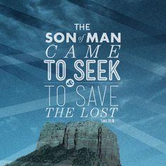 Luke 19:10, English Standard Version (ESV)