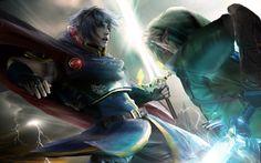 Sudden Death - Marth vs Link by CharlieRomeo   #SmashBros #WiiU