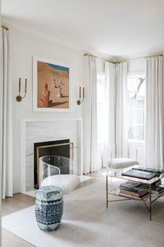 Amy Havins shares images of her formal living room Decor Interior Design, Room Interior, Dallas Wardrobe, Parisian Bedroom, Easy Home Decor, Formal Living Rooms, Living Room Inspiration, Room Colors, Apartment Living
