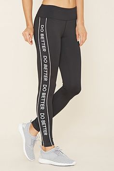 Find performance workout skirts, capris, leggings, and pants for any movement | Forever 21 - Bottoms | WOMEN | Forever 21