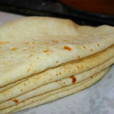 The Ultimate Dhalpuri Roti Recipe.