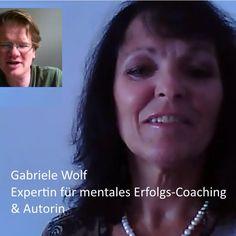 Gabriele Wolf - Expertin für mentales Erfolgs-Coaching & Autorin