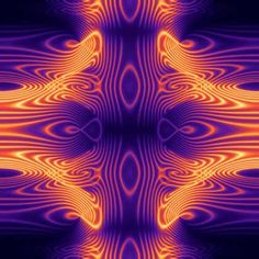The psychedelic image above is a graphical summary of a theory describing striped superconductors.  Image courtesy of Florian Loder, University of Augsburg (2011)